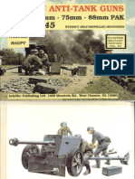 [Armor] Schiffer 24 German Anti-tank Guns 1935-45, 37, 50, 75, 88mm