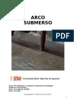 Pós-Graduação Soldagem - Processo Arco Submerso