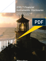 IFRS 7 Financial Instruments Disclsoures