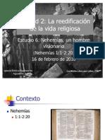 6 Nehemias Un Hombre Vision a Rio
