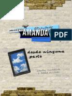 Proyecto Amanda II -Desde ninguna parte [Peter Silsbee]
