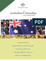 Australian Citizenship Nov2009