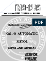 United States Army Tm 9-1295 - 8 September 1947