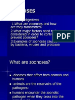 Week 5 Zoonoses
