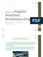 Kingston Waterfront Plan