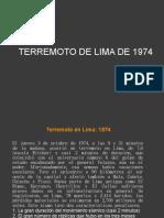terremoto de lima 1974