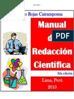 manual redacción avanzada