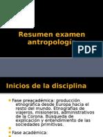 Resumen examen antropología 2010