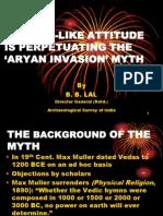 Aryan Invasion Myth - Lal