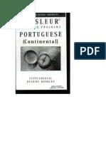 Pimsleur - Continental Portuguese - Booklet