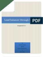 Load Balancing Through IP Tables