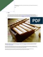 Gamelan Wayah Atau Gamelan Tua Diperkirakan Telah Ada Sebelum Abad X1