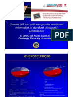 Carotid IMT and Stiffness (Imaging Campus) EE Budapest 2011_Carerj