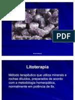 Litoterapia apresentação scrib