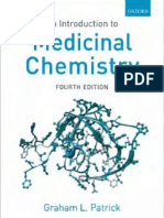 Medicinal Chemistry Book By Ashutosh Kar