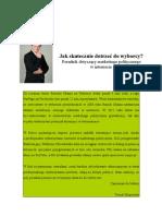 Jak Skutecznie Dotrzec Do Wyborcy Poradnik Dotyczacy Marketingu Politycznego w Internecie Tomek Skupienski