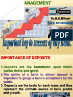 6 Deposit Management