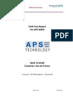 APS Report