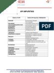 SYMCHEM-List of API and Pesticide Impurity