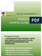 Power Point Globalisasi