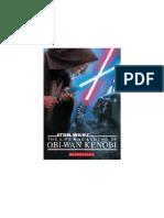 44ABY - 9DBY Vida y Obra de Obi Wan Kenobi