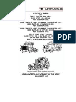 M872A2 WHEEL TIRE VALVE CAP PNEUMATIC MILITARY M872A1 M872A3 M-915  M-916A1