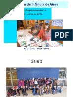 actividade 1º periodo - apresentação na reunião de pais de 12-01~-2012