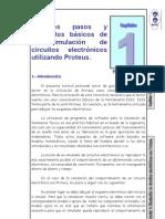 Primeros Pasos Con Proteus Tutorial001Capitulo001