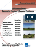 Profil Kawasan Pesisir Kecamatan Tlanakan Kabupaten Pamekasan