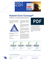Hybric Core Concept Flyer High