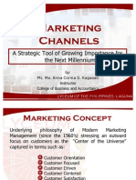 Overview Lecture_Marketing Channels