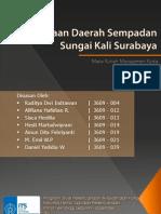 Strategi Pengelolaan Kawasan DAS Kali Surabaya
