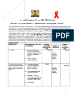 Advert - 5th Call for Proposals - DTC Level - FINAL