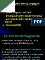 5 - Notiuni de bioelectricitate
