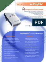 NetPlug85+ Uk Eng-LEA