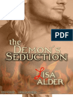 Lisa Alder - The Demon's Seduction