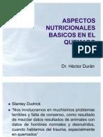 Aspectos Nutricionales Basicos en El Quemado