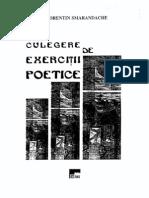 Culegere De Exercitii Poetice, de Florentin Smarandache