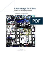 Cultural Advantage for Cities, by V. Christianto, F. Smarandache