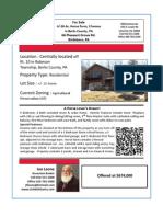 66 Pleasant Grove Flyer Qr 674k Aug 2011