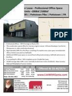 2091 Pottstown Pike New Brochure Version 1 6-14-11 Office Space