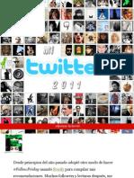 Mi Twitter 2011 | Algunas lecturas