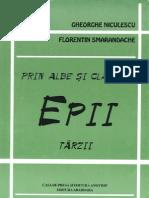Prin Albe si Clasice Epii Tarzii, de G.Niculescu, F.Smarandache