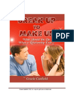 Breakup to Makeup