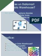Datamart y Data Warehouse
