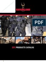 2011 Safari Land Duty Gear Catalog