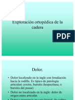 7-4 Exploracion Ortopedica de La Cadera