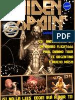 Magazine 2 MaidenSpainFC