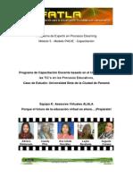Fase Investig Equipo K2012