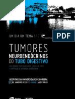 Tumores Neuroendocrinos Coimbra 2012 - Poster